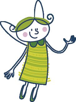 angelito verde